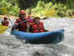 Rafting on Navua River