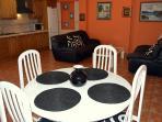 Sala de estar comedor y cocina