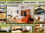 M&P apartment (Parlament center)