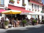 Café culture, Salies de Bearn