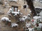 Neve su Loggialvicolo