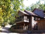 Upper Rawley Cabin late summer/early fall.