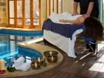 Body Treatments at the property