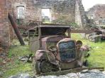 Oradour sur glane - a poigniant reminder of the atrocities of war