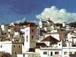 The white village of Algarrobo