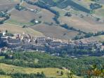 Serra San Quirico village