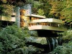Short Scenic Drive to Fallingwater