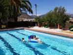 El Masegal, wifi, tenis,pool, BBQ,center Andalucia