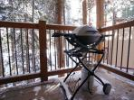 Timbernest Condo Gas Grill Breckenridge Lodging