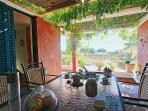 Pergola - Outdoor Table