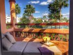 Luxury holiday villa bel air