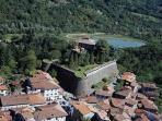 Fortress at Camporgiano