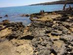 Il mare - Scogliera
