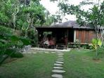 vue entiere du bungalow