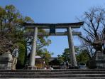 Toyokuni Shrine (9 minutes away on foot)