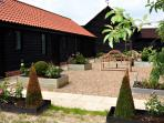 The Stables provides all facilities at ground-floor level (truly universal access)