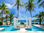 Coral Beach Club...Villa Alabaster 3BR Dawn Beach, St Maarten 800 480 8555