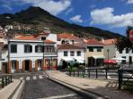 Comfort Self Catering in the heart of Machico Old Town, sand beach 2 mn walk