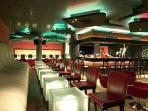 Paradiso restaurant inside