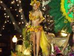 Madeira Carnival festival