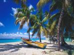 Enjoy spending time exploring the beaches of St. Kitts and Nevis.
