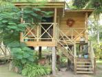 Tree House Massage Hut