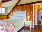 2nd Level Bedroom with Queen