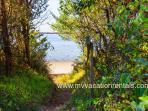 Entry Path to Beach