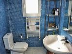 cuarto de ducha, aseo