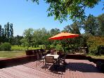 Fallen Tree Ranch, Sunny Vacation Rental, Sonoma County