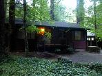 Hearthside Cabin, Russian River Cazadero Vacation Rental