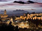 Málaga una bella ciudad