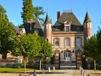Entrée du Castel - Castel d'Orquevaux