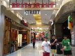 Restaurant Street at Jusco Bukit Indah