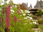 Jardin - Castel d'Orquevaux