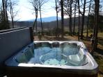 View to Rear From Hot Tub