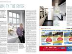 Article in the Irish Times about the apartment refurbishment