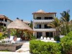 Bunga Bunga - common areas - Puerto Morelos vacation rentals