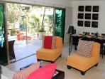 Playa del Carmen vacation rentals - Living room - PH Laguna