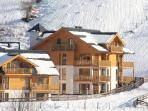 Chalet Elisabeth in Winter