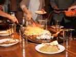 Teppan Cooking at Lakehouse At Toyako