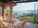 Studio terrasse - sea view