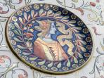 Ceramica d'arte, Gualdo Tadino
