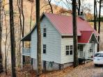 North Georgia Mountain Cabin - Mountain Paradise