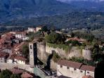 walled town of Castiglione