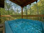 Whispering Waters #208- Hot Tub