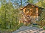 Whispering Waters #208- Outside View of the Cabin
