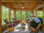 A Mountain Lair #1631- Study Room