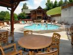 Poolside Retreat #221- Outdoor Resort Pool