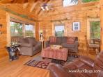 Poolside Retreat #221 Living Room
